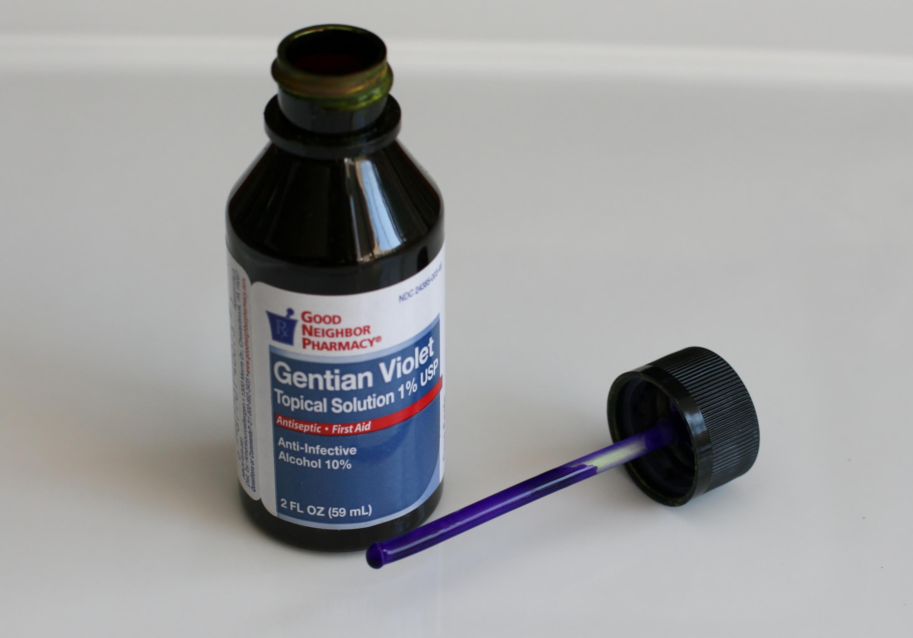 Gentian violet